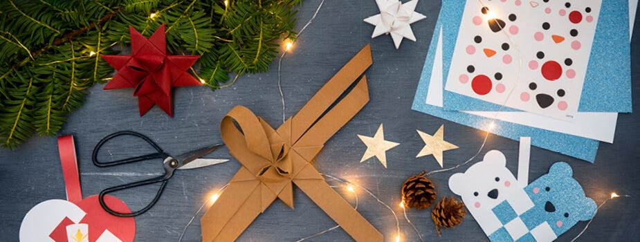 Adventspresenter och kalenderpaket
