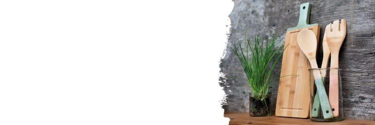 Bambu i inredningen