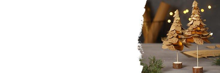 Läderpapper jul