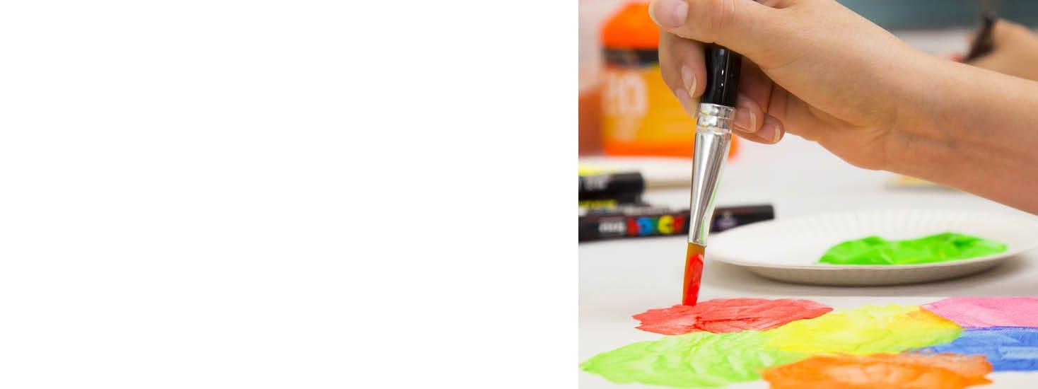 Måla och rita för barn