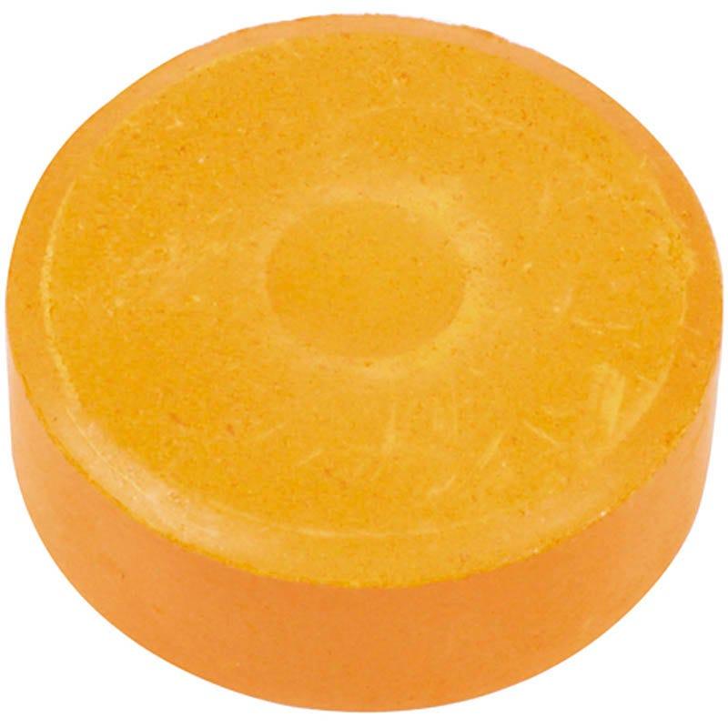 Colortime - Vattenfärg, dia. 44 mm, orange, Refill, 6 st.