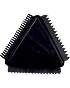 Gummispatel, stl. 9 cm, 1 st.