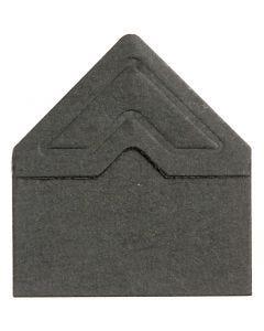 Fotohörn, B: 10 mm, svart, 108 st./ 1 förp.