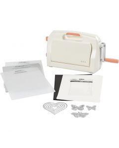 Start kit - Die Cut and Embossing Machine, A4, 210x297 mm, 1 set