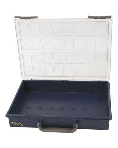 Raaco Multicase sortimentlåda, Utan lösa fack, H: 5,7 cm, stl. 33,8x26,1 cm, 1 st.
