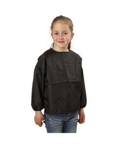 Målarförkläde, L: 47 cm, stl. 4-6 år, 1 st.