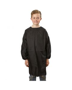 Målarförkläde, L: 81 cm, stl. 7-12 år, 1 st.
