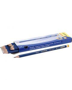 Robinson blyerts, Dia. 6,8 mm, hårdhet HB, kärna 2 mm, 12 st./ 1 förp.
