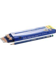 Robinson blyerts, Dia. 6,8 mm, hårdhet H, kärna 2 mm, 12 st./ 1 förp.