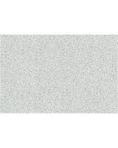 Självhäftande folie, fin granit, B: 45 cm, grå, 2 m/ 1 rl.
