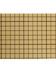 Dubbelhäftande folie, 10x14 cm, 10 ark/ 1 förp.