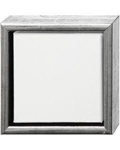 ArtistLine Canvas med ram, stl. 19x19 cm, vit, 6 st./ 1 förp.
