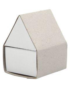 Tändsticksaskar, stl. 5,5x4,8x6,5 cm, 10 st./ 1 förp.