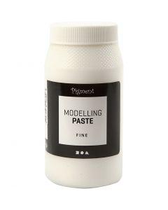 Pigment Modelleringspasta, fin, 500 ml/ 1 burk