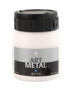 Art Metal färg, pärlemor, 250 ml/ 1 flaska