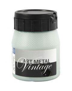 Art Metal färg, pärlgrön, 250 ml/ 1 flaska