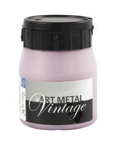 Art Metal färg, pärlröd, 250 ml/ 1 flaska