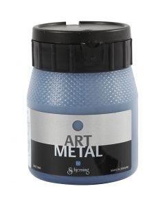 Art Metal färg, galaxyblå, 250 ml/ 1 flaska