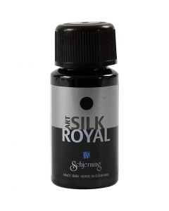 Silk Royal, rödviolett, 50 ml/ 1 flaska