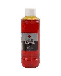 Sidenfärg, Royal, citrongul, 250 ml/ 1 flaska