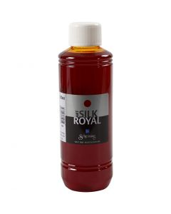 Sidenfärg, Royal, majsgul, 250 ml/ 1 flaska