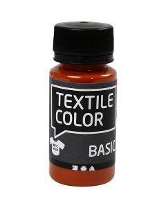 Textile Color textilfärg, tegel, 50 ml/ 1 flaska