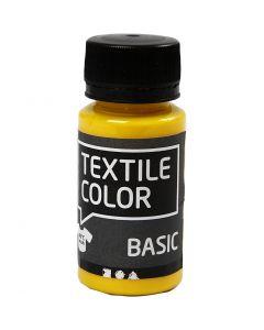 Textile Color textilfärg, primärgul, 50 ml/ 1 flaska