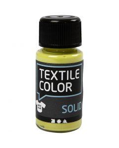 Textile Solid textilfärg, täckande, kiwi, 50 ml/ 1 flaska