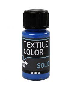 Textile Solid textilfärg, täckande, briljantblå, 50 ml/ 1 flaska