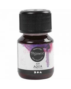 Flytande akvarellfärg, rosa, 30 ml/ 1 flaska