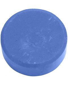 Vattenfärg, H: 16 mm, Dia. 44 mm, blå, 6 st./ 1 förp.