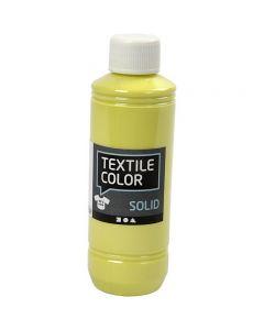 Textile Solid textilfärg, täckande, kiwi, 250 ml/ 1 flaska