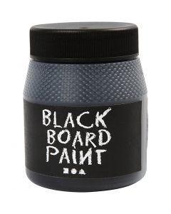 Tavelfärg, svart, 250 ml/ 1 förp.