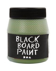 Tavelfärg, grön, 250 ml/ 1 förp.