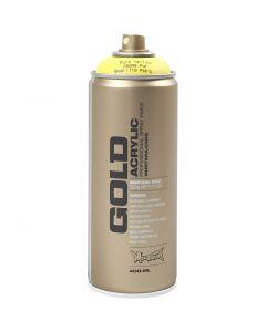 Sprayfärg, gul, 400 ml/ 1 burk