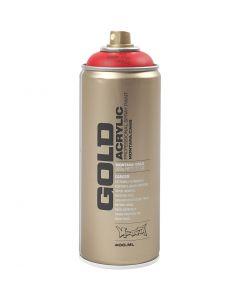 Sprayfärg, röd, 400 ml/ 1 burk