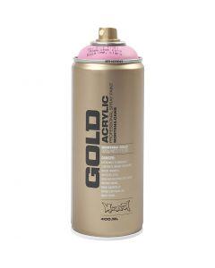 Sprayfärg, ljusrosa, 400 ml/ 1 burk