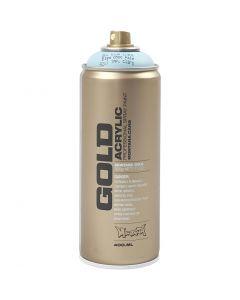Sprayfärg, ljusblå, 400 ml/ 1 burk