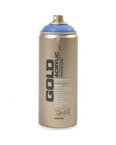 Sprayfärg, blå, 400 ml/ 1 burk