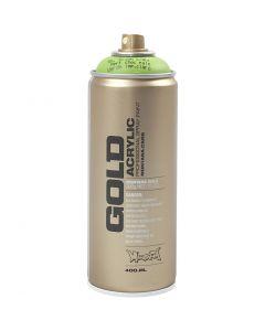 Sprayfärg, ljusgrön, 400 ml/ 1 burk
