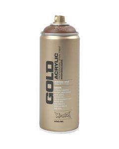 Sprayfärg, brun, 400 ml/ 1 burk