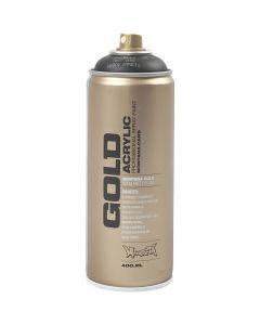 Sprayfärg, svart, 400 ml/ 1 burk