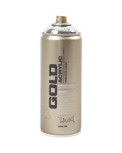 Sprayfärg, silver, 400 ml/ 1 burk