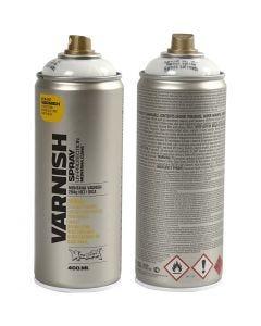 Spraylack, halvblank, 400 ml/ 1 burk
