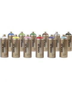 Sprayfärg, 12x400 ml/ 1 förp.