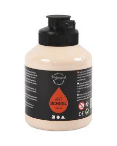 Pigment Art School, täckande, ivory, 500 ml/ 1 flaska