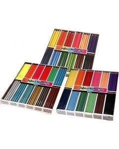Colortime färgpennor, mixade färger, 576 st./ 1 förp.