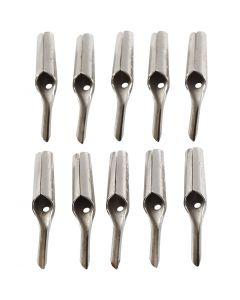 Linoleumkniv, V-formad, 10 st./ 1 förp.