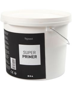 Super Primer, vit, 2500 ml/ 1 burk