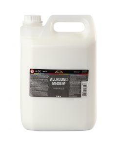 Allround medium limlack, 5000 ml/ 1 flaska